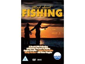 Mad About Fishing Volume 2 (DVD)