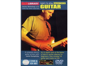 Lick Library Learn To Play Electric Guit (DVD)