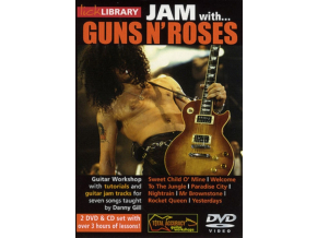 Lick Library Jam With Guns N Roses (DVD)