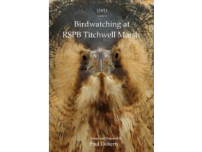 Birdwatching At Rspb Titchwell Marsh (DVD)
