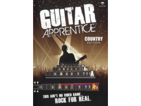 Guitar Apprentice Country Edition (DVD)