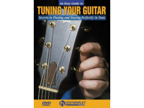Easy Guide To Tuning Your Guitar Gtr Dvd (DVD)