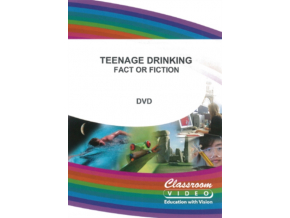 Teenage Drinking Facts  Fiction (DVD)