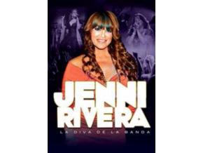 JENNI RIVERA - La Diva De La Banda (DVD)