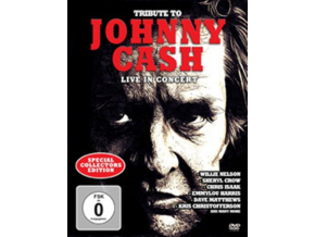 VARIOUS ARTISTS - Tribute To Johnny Cash (DVD)