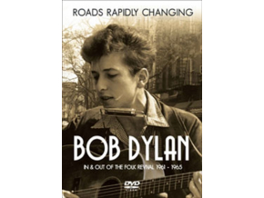 BOB DYLAN - Roads Rapidly Changing (DVD)
