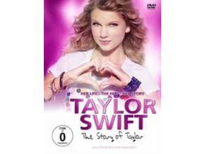 TAYLOR SWIFT - The Story Of Taylor (DVD)