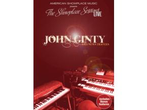JOHN GINTY - Bad News Travels Live (DVD)