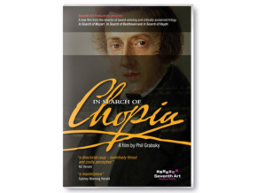 VARIOUS ARTISTS - In Search Of Chopin (DVD)