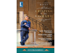 VARIOUS ARTISTS - Crispino E La Comare (DVD)