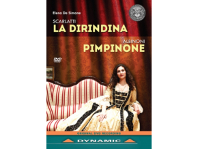 VARIOUS ARTISTS - La Dirindina  Pimpinone (DVD)