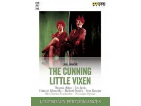 JANACEK - Janacekcunning Little Vixen (DVD)