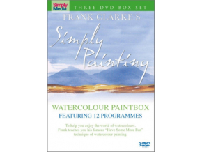 Simply Painting Watercolours (DVD)