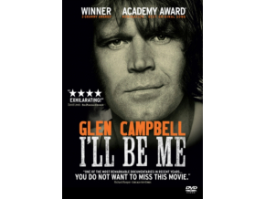 GLEN CAMPBELL - Glen Campbell Ill Be Me (DVD)