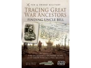 Tracing Great War Ancestorsfinding Uncle Bill (DVD)