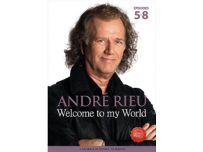 ANDRE RIEU - Welcome To My World Pt 2 (DVD)