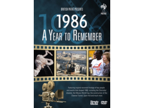 A Year To Remember 1986 (DVD)
