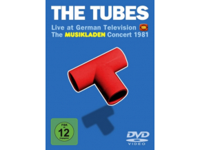 TUBES - Live At German Television  The Musikladen 1981 (DVD)