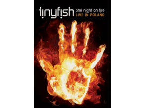 TINYFISH - One Night On Fire (DVD)