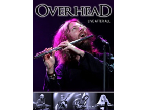 OVERHEAD - Live After All (DVD)