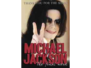 MICHAEL JACKSON - Thank You For The Music (DVD)