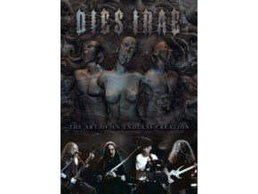 DIES IRAE - The Art Of The Endless Creation (DVD)