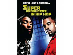 KANYE WEST  PHARRELL - Superproducers In Hip Hop (DVD)