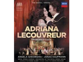 GHEORGHIU KAUFMAN ROYAL OP CH - Cilea Adriana Lecouvreur (DVD)