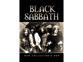 BLACK SABBATH - DVD Collectors Box (DVD)