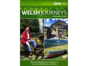Welsh Journeys With Jamie Owen (DVD)