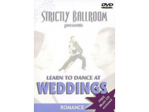 Learn To Dance At Weddings  Romance (DVD)