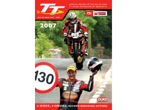Isle Of Man Tt  Official Review 2007 (DVD)