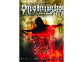 ONSLAUGHT - Live Polish Assault (DVD)