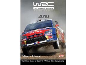Fia World Rally Championship Review 2010 (DVD)