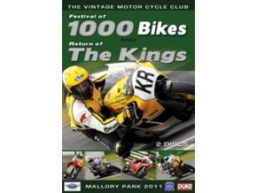 Festival Of 1000 Bikes / Return Of The Kings (DVD)
