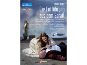 DAMRAU & PERETYATKO & STREHL - Mozartentfuhrung Dem Serail (DVD)