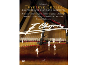 GOERNER  18TH CENT OR  BRUGGEN - Chopin  The Works For Piano  Orchestra (DVD)
