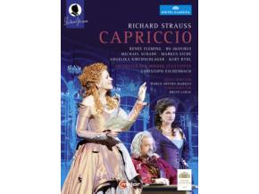 RICHARD STRAUSS - Strausscapriccio (DVD)