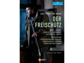 VARIOUS ARTISTS - Weberder Freischutz (DVD)