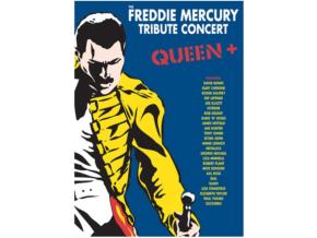 QUEEN - The Freddie Mercury Tribute Concert (DVD)