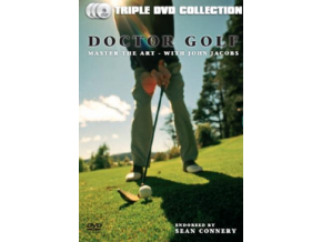 Doctor Golf  Master The Art With John (DVD)