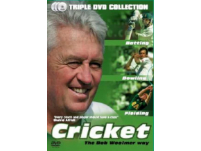 Cricket  The Bob Woolmer Way (DVD)