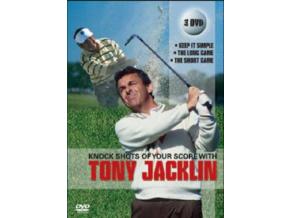 Tony Jacklin  Knock Shots Off Your (DVD)