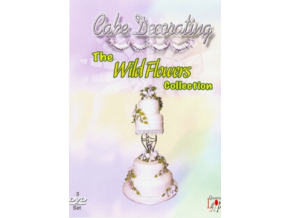 Cake Decorating: The Wild Flowers Collection (DVD)