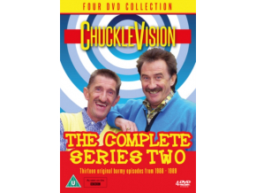 Chucklevision Series 2 (DVD)