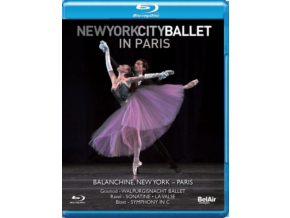 NYC BALLET / BALANCHINE - New York City Ballet (Blu-ray)