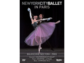 NYC BALLET / BALANCHINE - New York City Ballet (DVD)