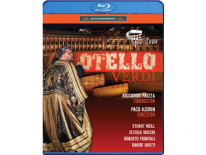 VARIOUS ARTISTS - Verdi / Otello (Blu-ray)