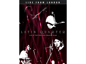LATIN QUARTER - Live From London (DVD)
