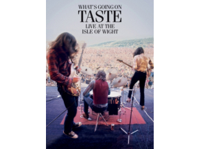 TASTE - WhatS Going On: Live At The Isle Of Wight 1970 (DVD)